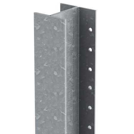 DuraPost® Installed starting at 1.8 meters